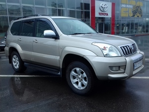 Продам Toyota Land Cruiser Prado 4.0 Газ/бензин