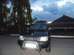 Продам Toyota Land Cruiser 90 1997 года
